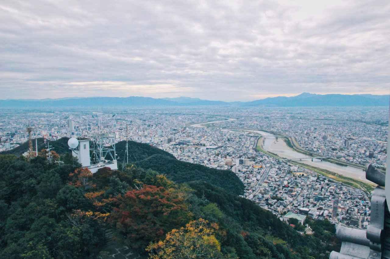 画像3: 岐阜城で天下人の気分を味わう