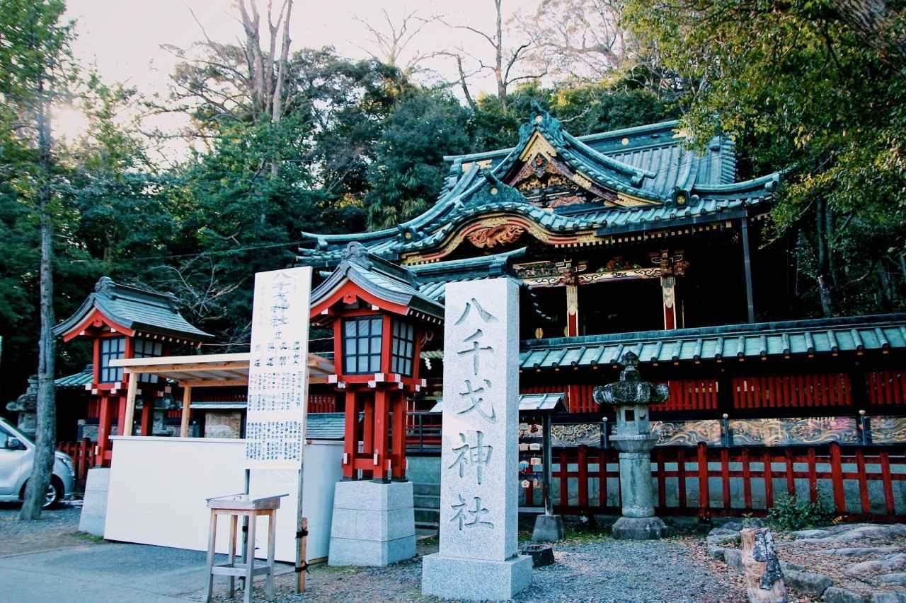 画像3: 家康公が崇敬した神社・静岡浅間神社(しずおかせんげんじんじゃ)