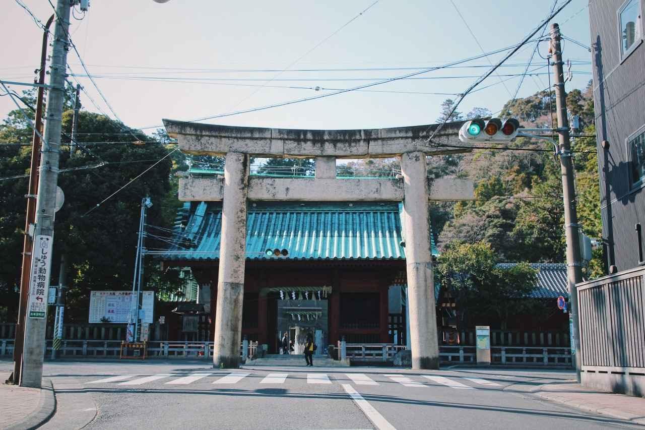 画像1: 家康公が崇敬した神社・静岡浅間神社(しずおかせんげんじんじゃ)