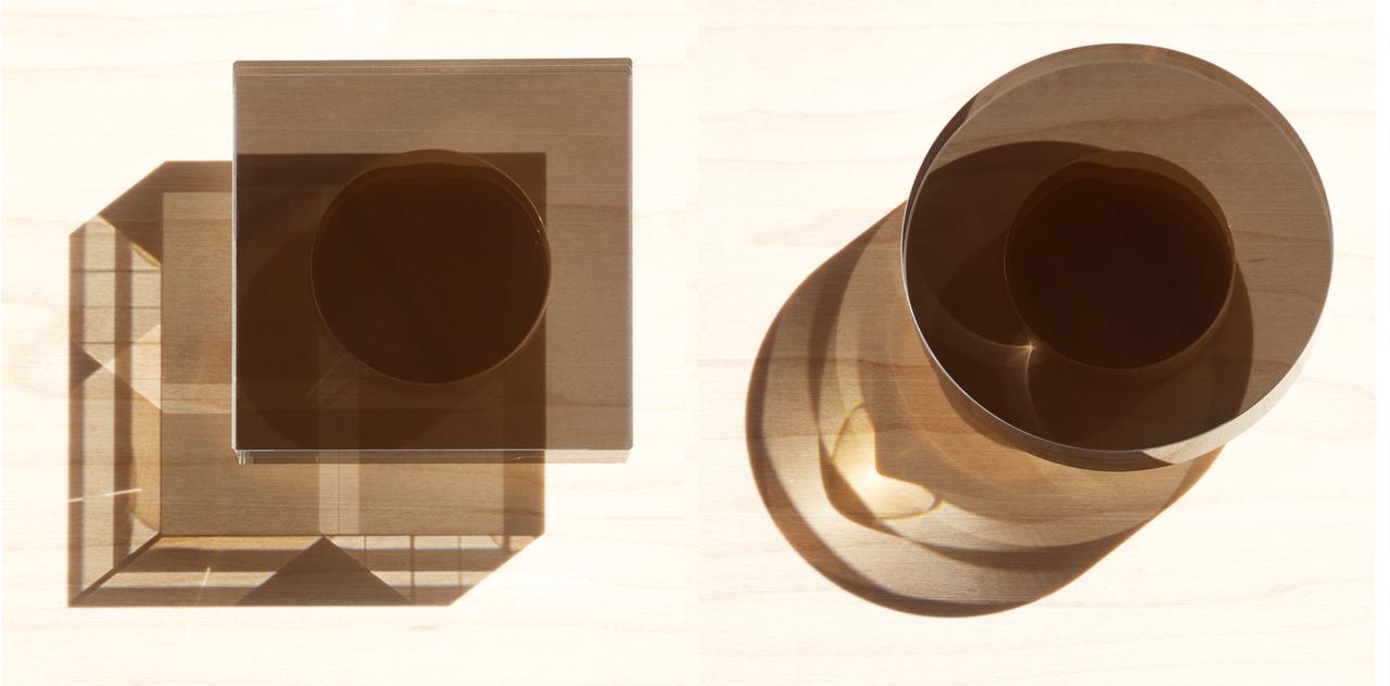 画像: 円と四角