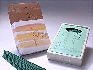 画像: 松栄堂のお線香 のきば バラ詰大 約135mm