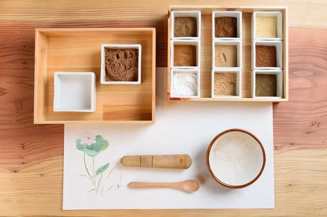 画像: Juttoku.お香づくり体験