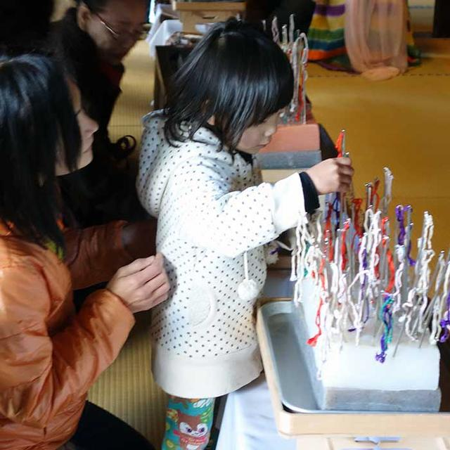 画像: 法輪寺の行事・祭事