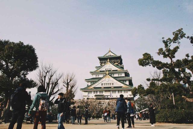 画像1: 大阪の陣の舞台・大阪城公園