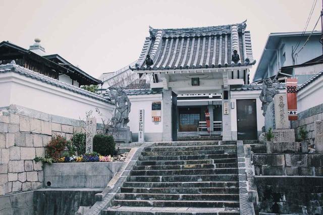 画像1: 真田幸村公の墓所がある心眼寺