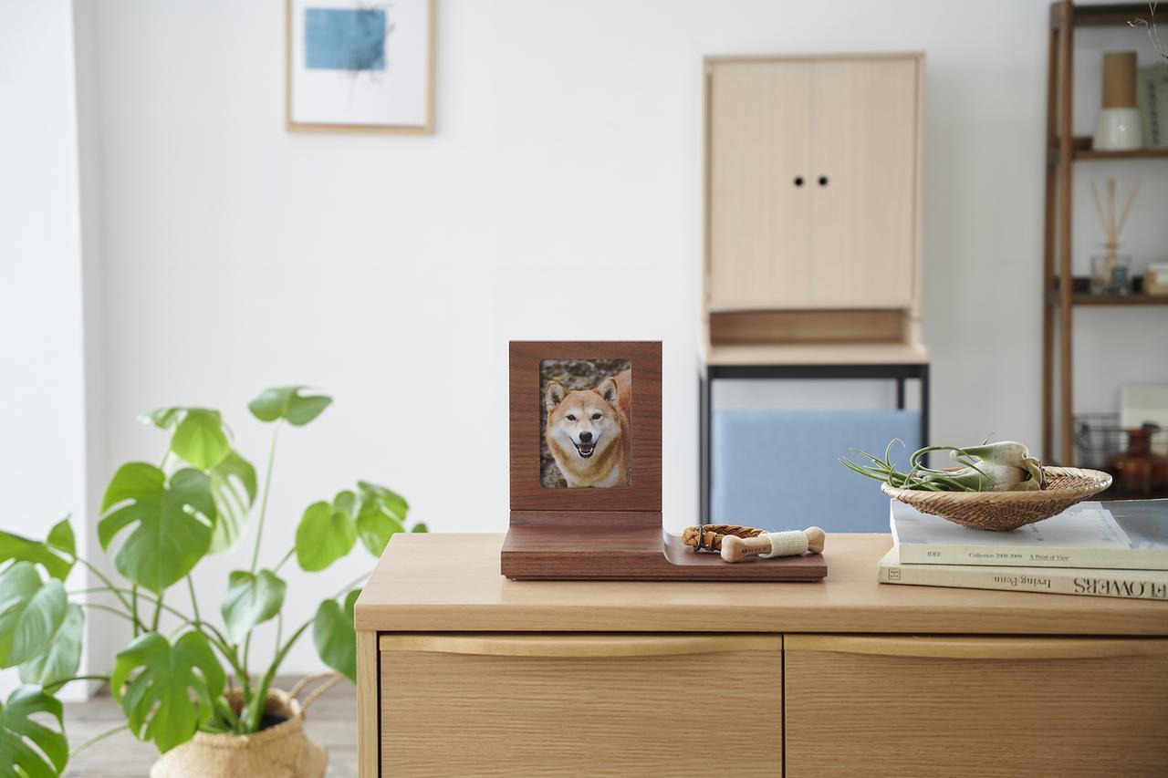 画像2: 若林佛具製作所のペット用仏壇「MANAZASHI」