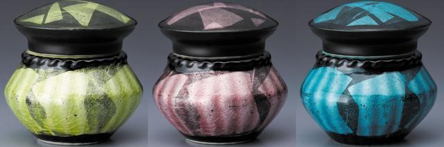 画像1: Lien - 故人を偲び語りかけられる洗練されたデザインの骨壷