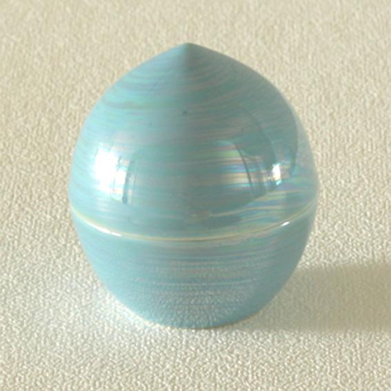 画像9: 虹珠 - 思い出とともに遺骨や形見の品を納めておける小さなしずく