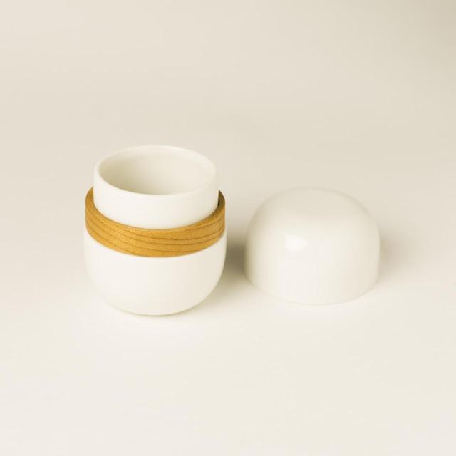 画像6: 繭環 - 現代の暮らしに寄り添う骨壷と「新五具足」