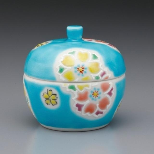 画像5: ラ・ポーム - 大切な記憶を包み込む九谷焼の骨壷