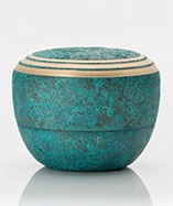 画像1: カナタ - 趣ある色合いと高い品質。高岡銅器の骨壷