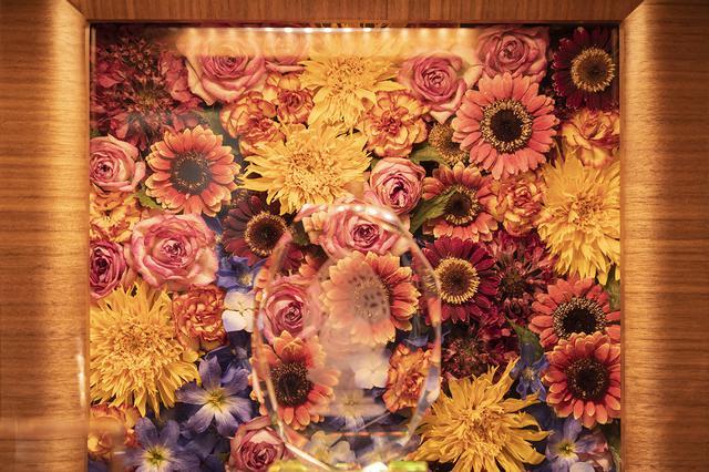 画像: 故人も遺された方も、共に癒やされる美しい花々。