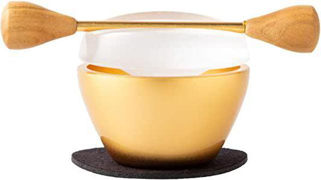 画像: Paddle - 透明感のある佇まいと音色のおりん - 手元供養、祈りのある暮らし 弔いスタイル[tomurai.style]