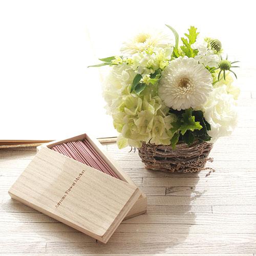 画像: お悔やみ・お供えのお花の一覧