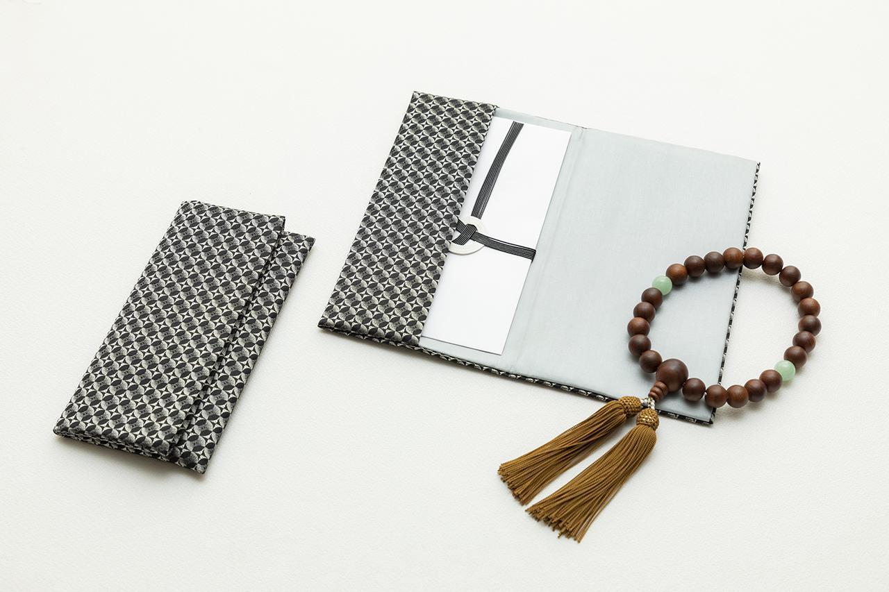 画像: ふくさ・念珠袋セット