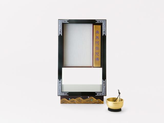 画像: ほとり - 伝統工芸品「彦根仏壇」に認定された柒+(ナナプラス)の新作ミニ仏壇