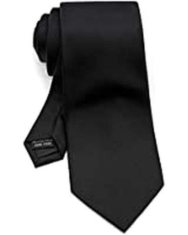 画像: ネクタイ 黒