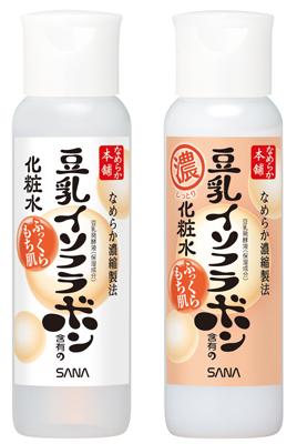 画像2: 豆乳スキンケア市場No.1『なめらか本舗』より、「化粧水」と 「しっとり化粧水」の大容量タイプ限定発売