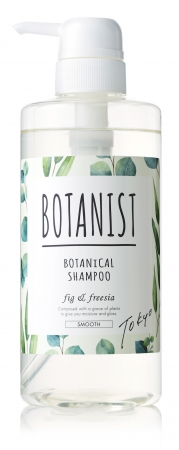 画像: ボタニカルシャンプー(スムース)フィグ&フリージアの香り