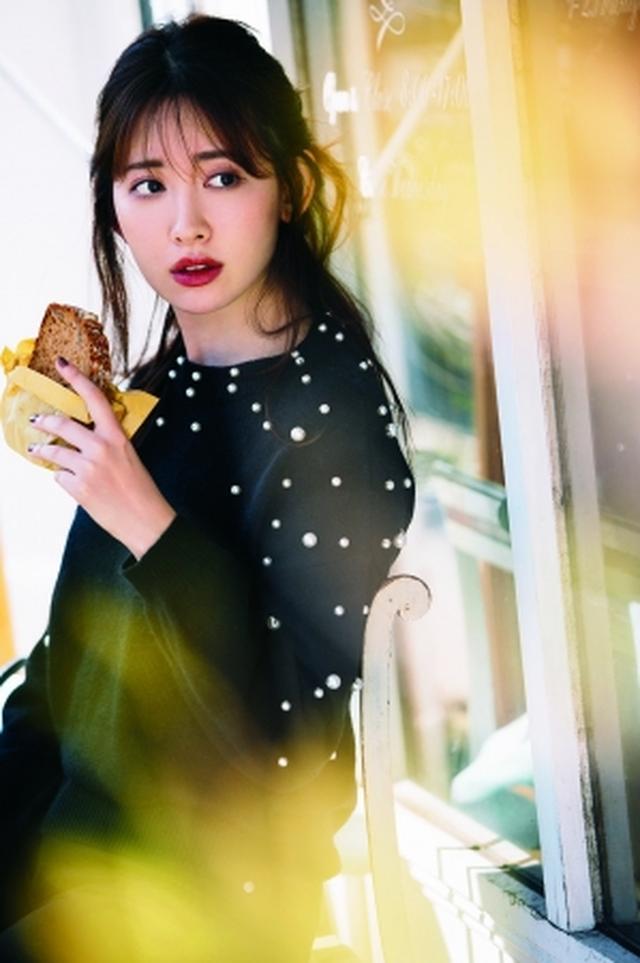 画像4: 大人エレガントなブランド「ビッキー」が2018AWからイメージモデルに小嶋陽菜さんを起用!