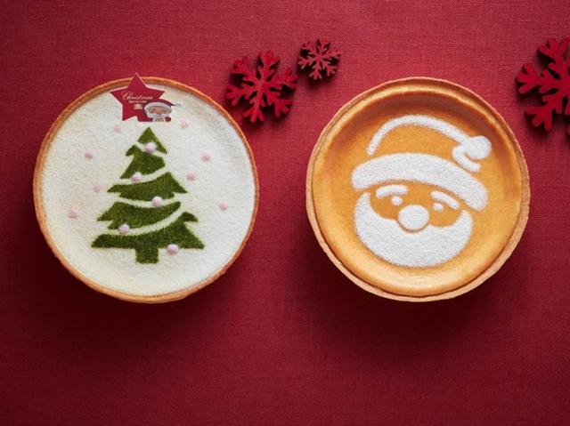 画像12: クリスマス限定の「プリンパフェ」