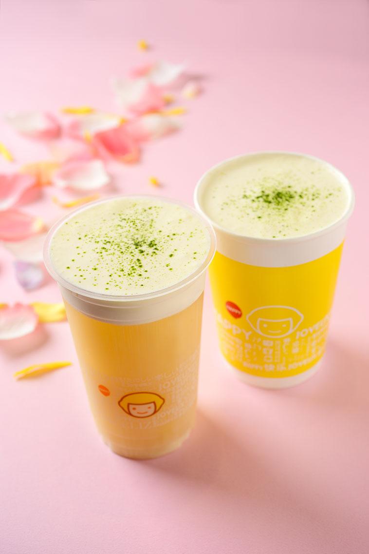 画像: ソルティチーズ四季春茶(日本限定)