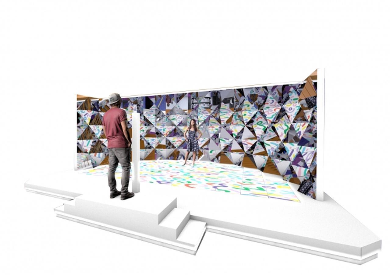 画像2: Galaxy Studio Roppongi Hills 主な体験コンテンツ