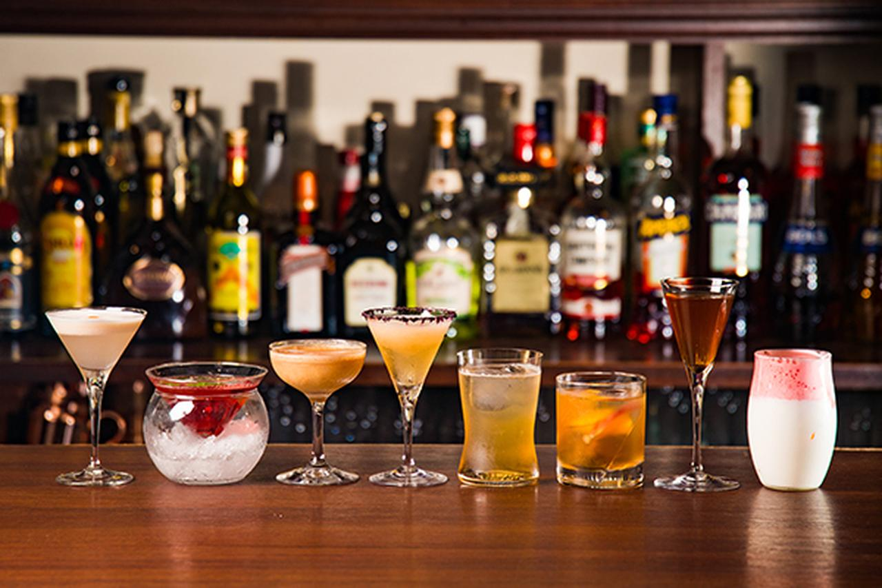 画像4: 梅酒カクテル専門店「The CHOYA BAR 銀座」