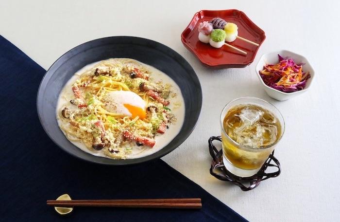 画像: こなな | おだしを基本にした味付けの「和ぱすた」のお店 | こななの和ぱすたメニューはすべて日本の味「おだし」を基本にした味付け。