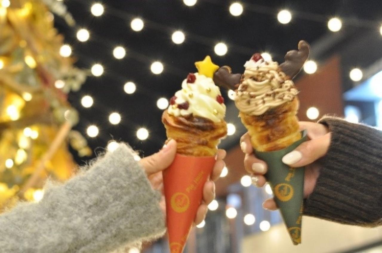 画像1: パイ専門店「パイホリック」からクリスマス限定の新メニュー発売