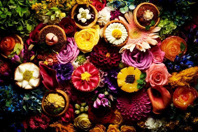 画像1: まるでお花!キッシュ専門店『Flower Quiche』オープン