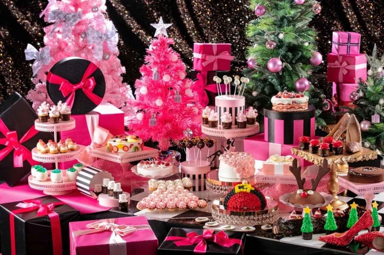 画像1: 「ガールズ・スイーツコフレ」~クリスマスデザートビュッフェ~