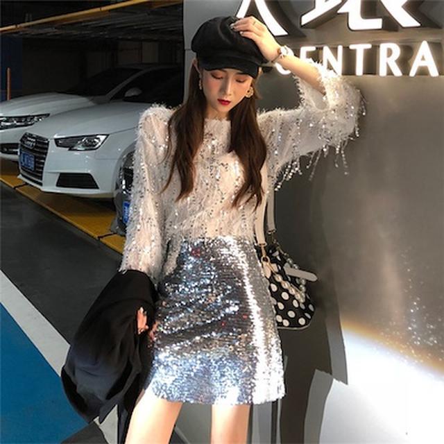 画像: [Qoo10] 嘉年華SHOP : 上下セット 2点セット♥超人気韓国ファッ : レディース服