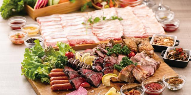 画像5: 新感覚シュラスコバル 『個室 塊肉×農園野菜 Nick&Noojoo』 が新橋にグランドオープン!