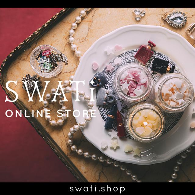 画像: 【ONLINE STORE限定】コンペイトウキャンドル~Month~ New Year 2019  | SWATi(スワティー)公式通販サイト