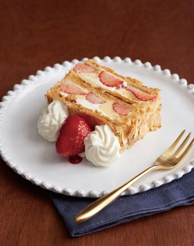 画像3: レストランならではの作りたてを味わうキハチの冬限定パイ