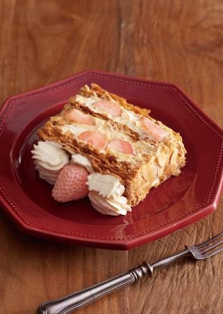 画像2: レストランならではの作りたてを味わうキハチの冬限定パイ