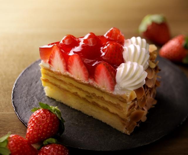 画像: 苺の本気は、このパイでわかる…。