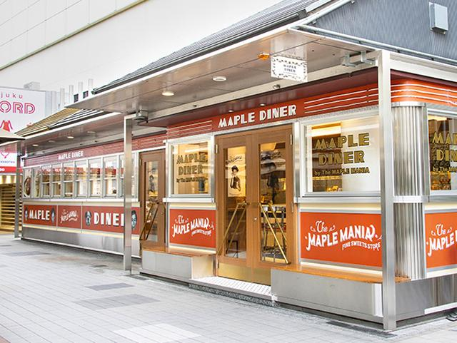 画像: MAPLE DINER by The MAPLE MANIA | 新宿ミロード