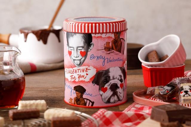 画像1: メープル菓子専門店「ザ・メープルマニア」から、季節限定「メープルウエハース缶」が新発売!