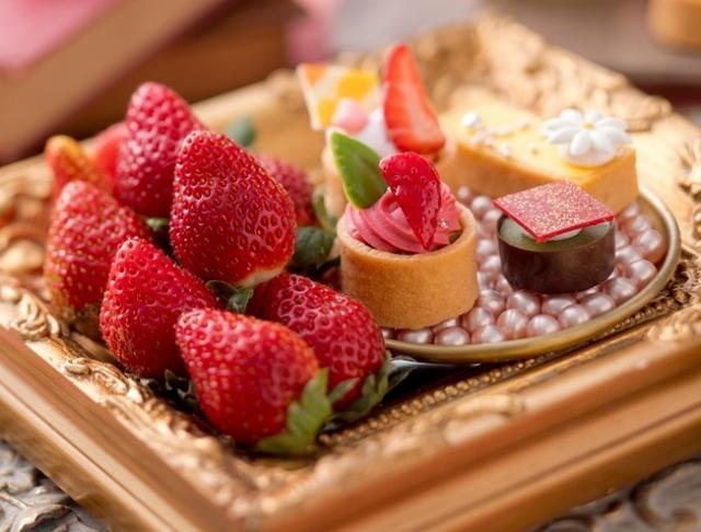 画像: ホテルニューオータニ大阪の今年のスイーツビュッフェは五感で楽しむ!1月15日より、いよいよ開幕!