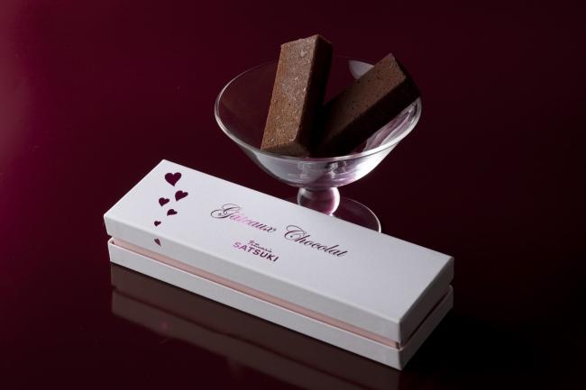 画像: ギフトチョコレートの定番!王道スイーツ『ガトーショコラ』