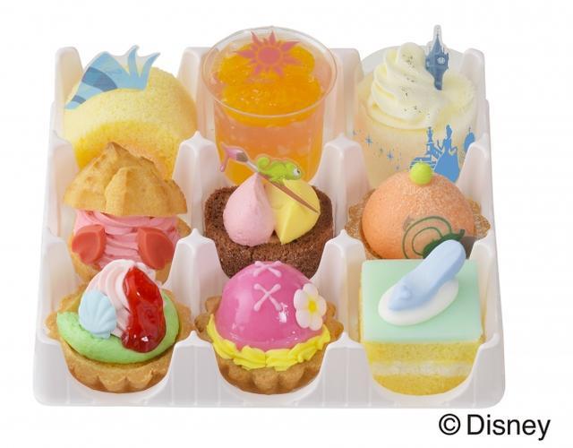 画像: 【銀座コージーコーナー】ディズニープリンセスデザインの「ひなまつり」限定プチケーキセットを発売
