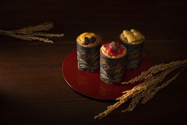 画像: 【ザ・シフォン&スプーン】国産の米粉を使用した、しっとり&もっちり食感のシフォンケーキ『ザ・米粉シフォン』新発売!