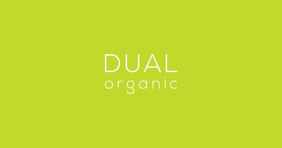 画像: DUAL ORGANIC | 薬用+オーガニック植物の統合スキンケア