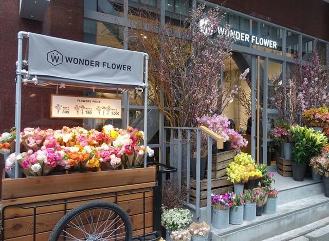 画像2: スモールフラワースタンド「WONDER FLOWER」とセガフレード広尾店がコラボレーション!