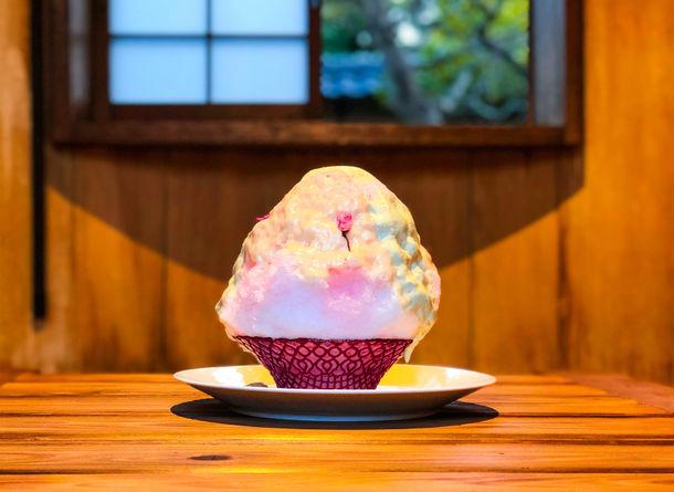 画像1: まるで桜餅を食べているような味わい!