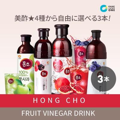 画像: [Qoo10] DAESANGJONGGA : 飲むお酢900ml4種から自由に選べる3 : 食品