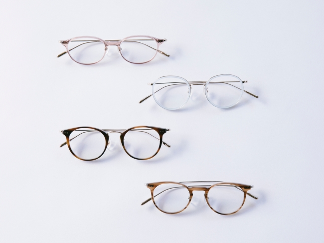 """画像4: """"メイクをするようにメガネを選ぶ""""女性のためのメガネブランドGLASSAGE(グラッサージュ)デビュー"""