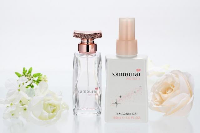 画像1: ロングセラーのサムライウーマンの香りがプチプラで楽しめる!